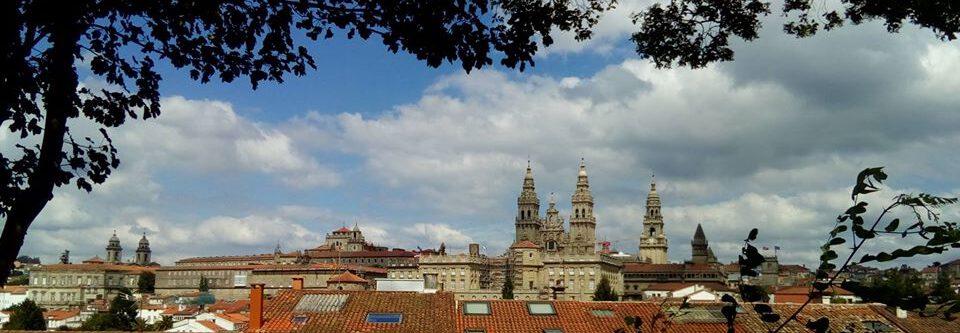 Przewodnik po  Galicji i Santiago de Compostela